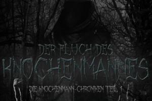 Der Fluch des Knochenmannes Banner