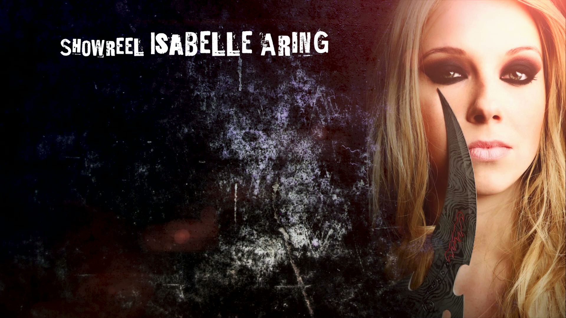Showreel - Isabelle Aring