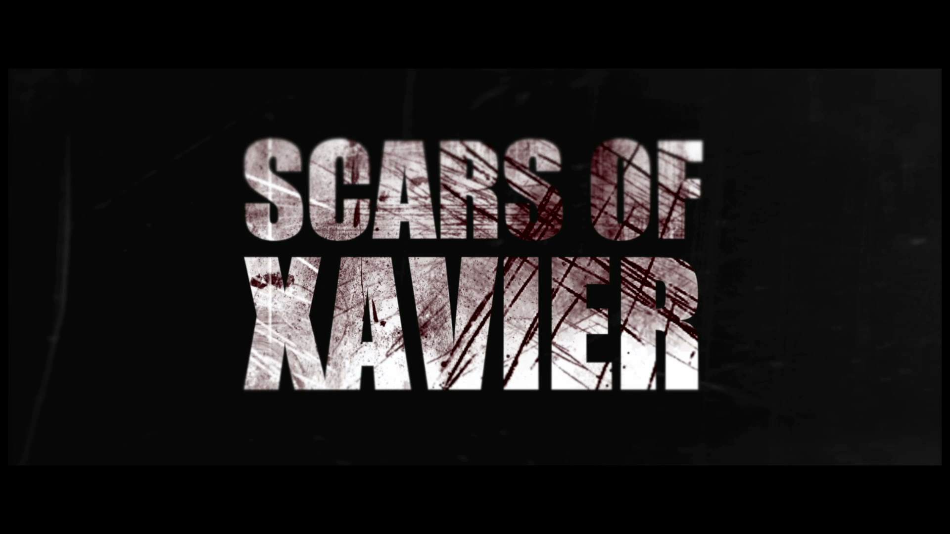 Scars of Xavier Trailer 01